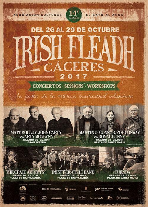 Irish Fleadh 2017