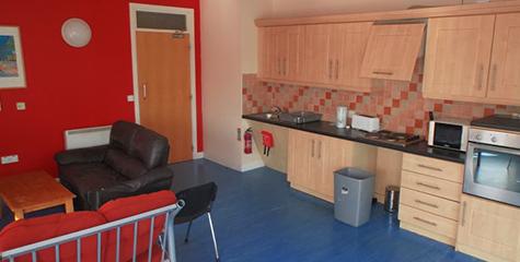 Residencia de estudiantes en Waterford