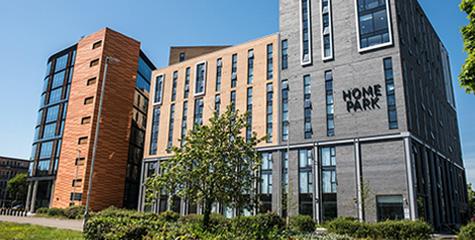 Residencia de estudiantes en Bournemouth