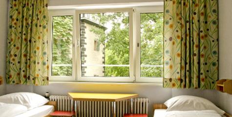 Alojamiento en Frankfurt