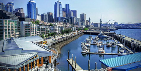 Parque Waterfront, Seattle