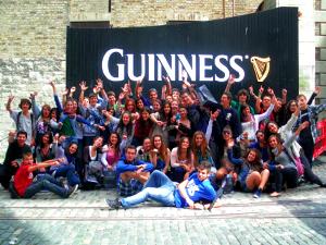 visita a Guinness Factory desde bray