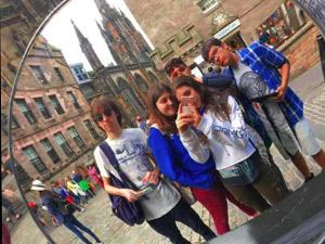 Visita al centro de Edimburgo