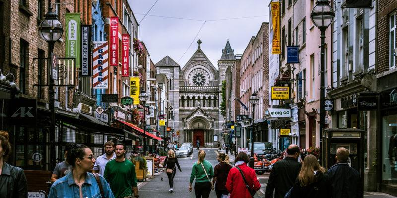 eventos culturales irlandeses