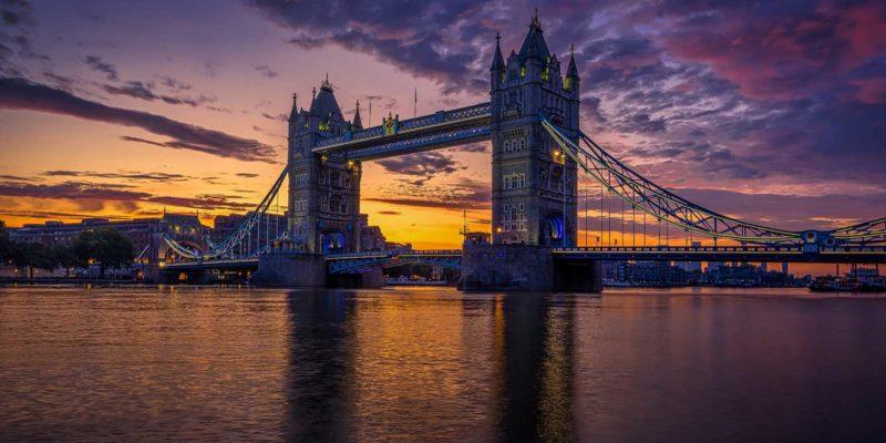 Puente de la Torres en Londres