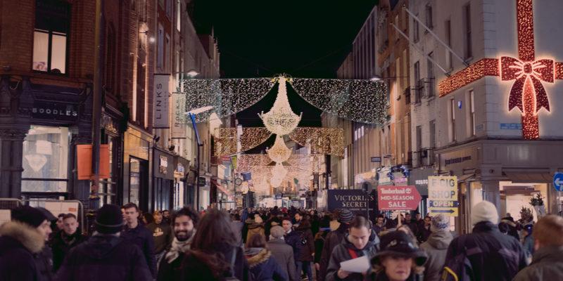 tradiciones irlandesas navidad