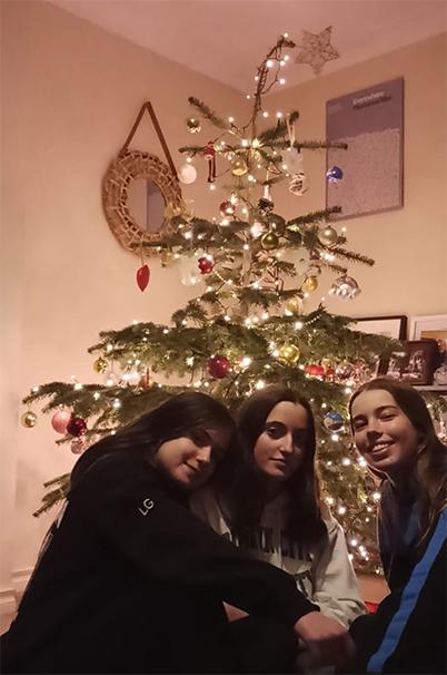 Vacaciones de Navidad en Irlanda