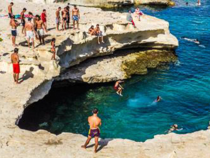 Viaje de estudios a Malta